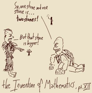 the Invention of Mathematics!